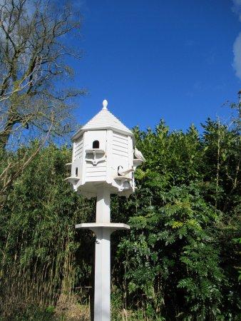 St Austell, UK: dovecote