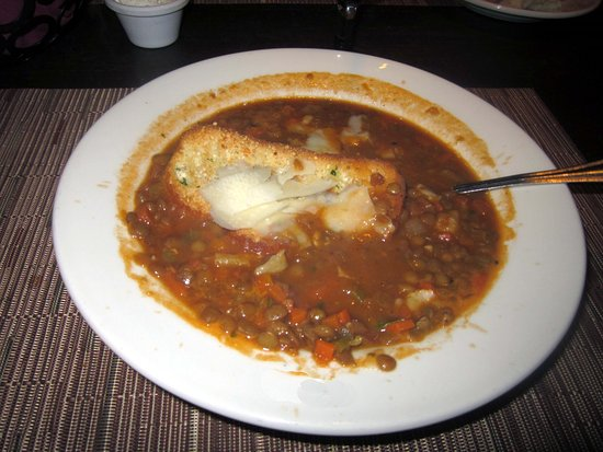 Trevose, PA: Lentil Soup (from Special's Menu)