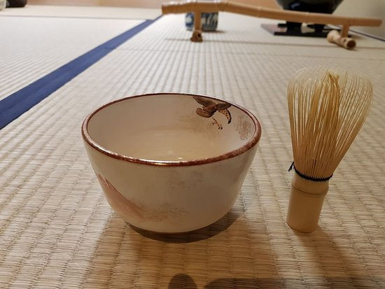 Tea Ceremony Nagomi