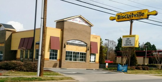 High Point, North Carolina: Biscuitville