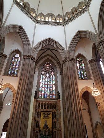 Catedral da Sé de São Paulo : Vitrais