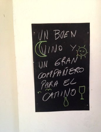 Villa Ruiz, Argentina: frases