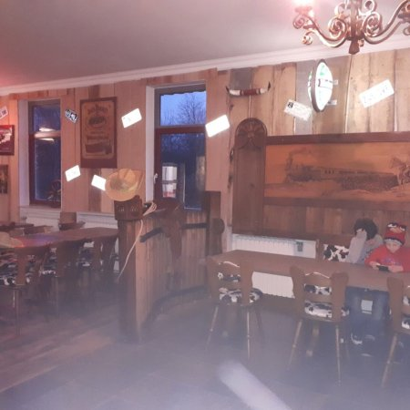Unsleben, Germany: Rodeo Saloon Country Bar And Texas Grill