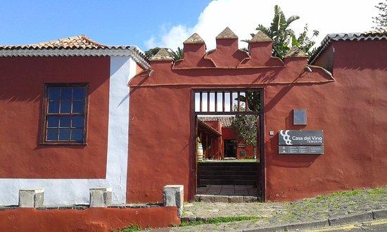 El Sauzal, España: acceso
