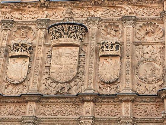 Universidad de Salamanca: Que trabalho !