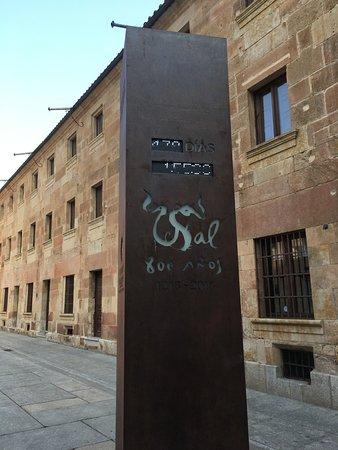 Universidad de Salamanca: Contagem regressiva para os 800 anos da USal agora em 2018