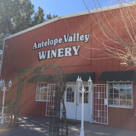 ‪Antelope Valley Winery‬