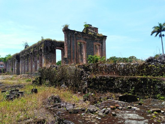 ‪Ruinas do Engenho Central de Bracuhy‬