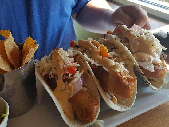 Jefferson, NJ: Fish Tacos