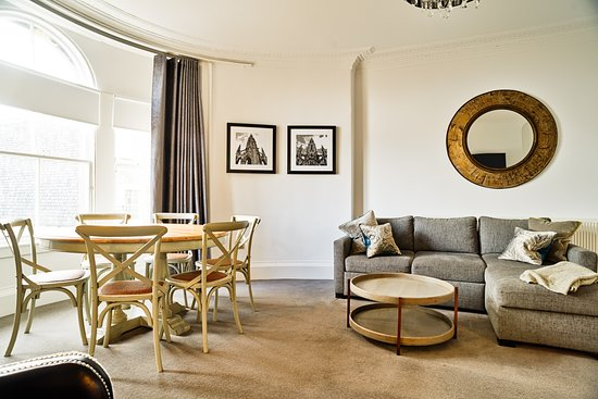 Two Bedroom Apartment The Forth Suite Located On The Third