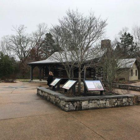 Cherokee Removal Memorial Park