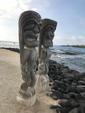 Honaunau, Χαβάη: Place of Refuge