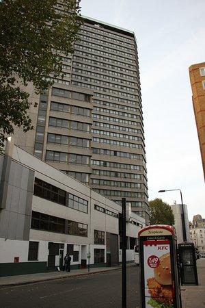 Holiday Inn London Kensington Forum Hotel Tower