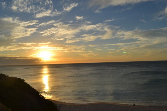 Port Willunga, Australia: View from the balcony