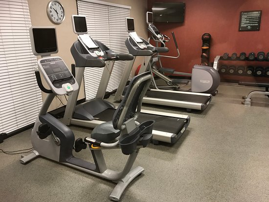 Homewood Suites by Hilton Newburgh-Stewart Airport: GYM