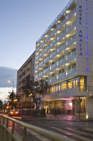 Amalia Hotel: Exterior