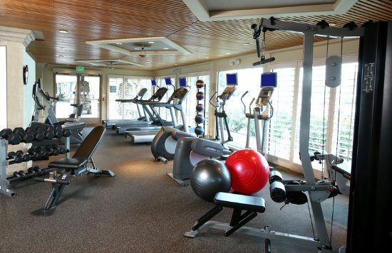 Holiday Inn San Diego-Bayside: Health club