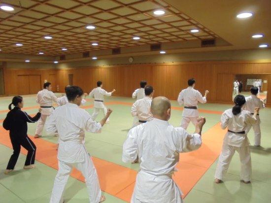Tsukamoto Dojo Ningyocho Classroom