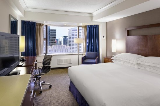 Hilton Seattle Hotel