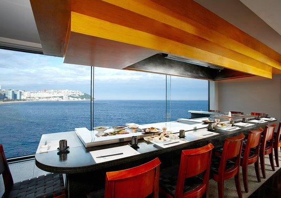 The Westin Chosun Busan: Restaurant