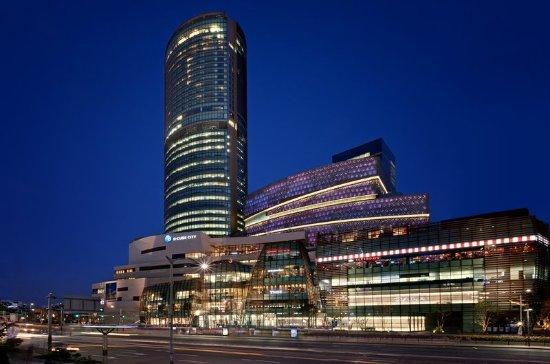 Sheraton Seoul D Cube City Hotel: Exterior