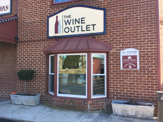 Great Falls Wine Outlet