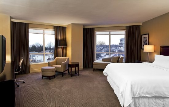 Westin Annapolis: Guest room