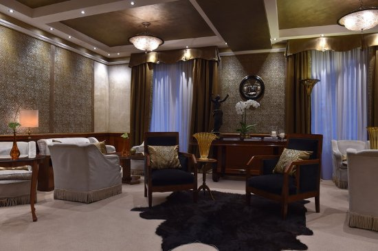 Hotel Concordia: Lobby
