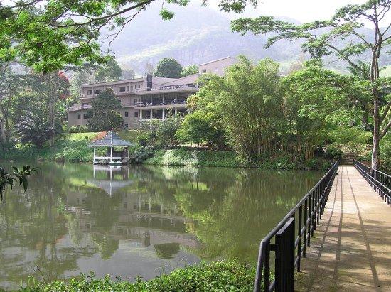 Amaya Hunas Falls Kandy: Exterior