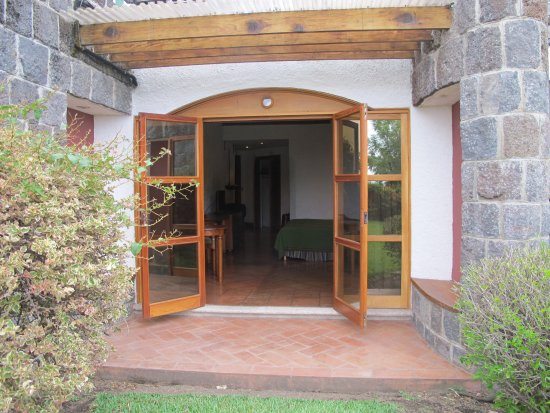 Hotel Posada de Don Rodrigo Panajachel: Habitación doble