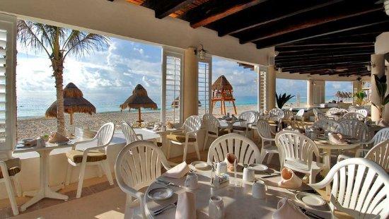 Omni Cancun Resort & Villas: Restaurant