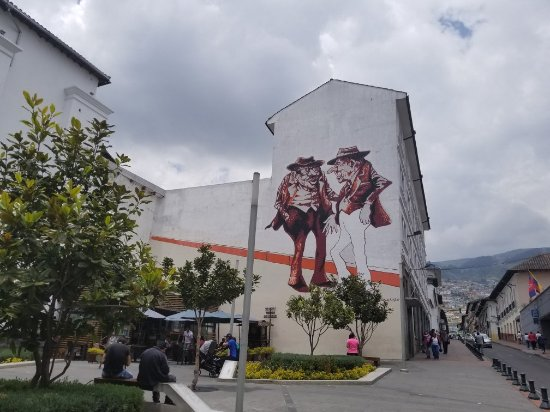 Quito Old Town: 20180218_121149_large.jpg