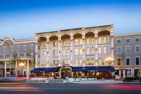 The Adelphi Hotel