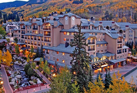 Park Plaza at Beaver Creek: Exterior