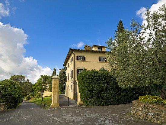 Villa di Monte Solare: Exterior