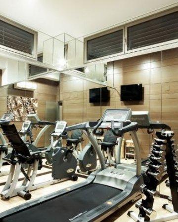 AC Hotel Sevilla Torneo: Health club