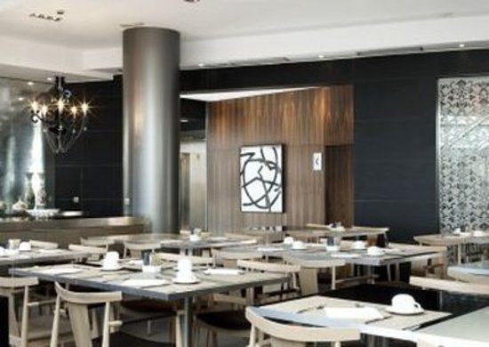 AC Hotel Sevilla Torneo: Restaurant