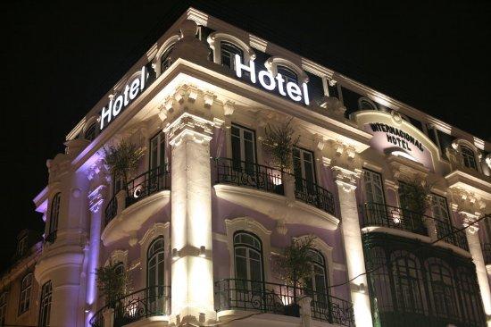 Internacional design hotel 174 2 3 9 updated 2018 for Design hotel lisbona