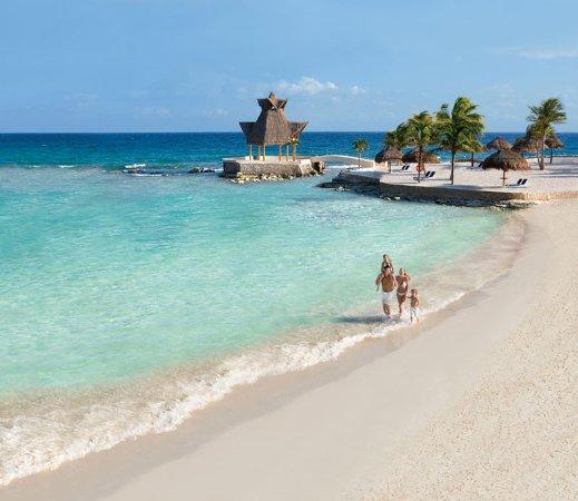 Dreams Puerto Aventuras Resort & Spa: Exterior