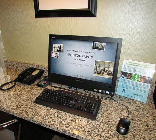 Danville, PA: Business center
