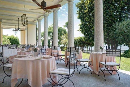 Grand Hotel Majestic: Restaurant