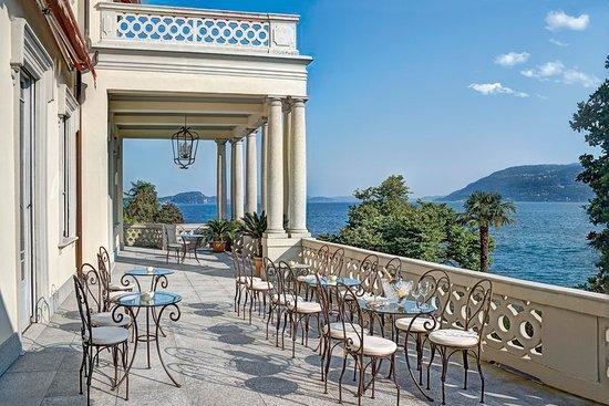 Grand Hotel Majestic: Bar/Lounge