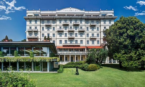 Grand Hotel Majestic: Exterior