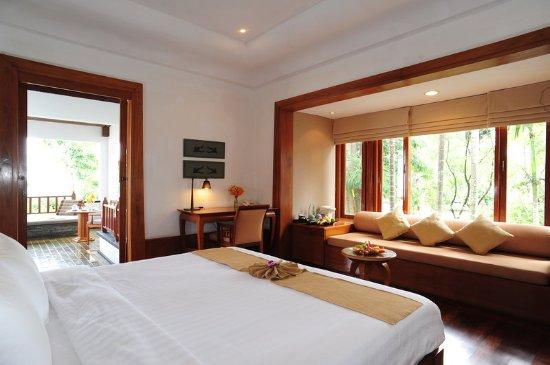 Nakamanda Resort & Spa : Guest room