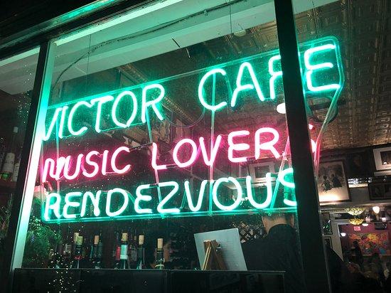 Victor Cafe Menu Prices