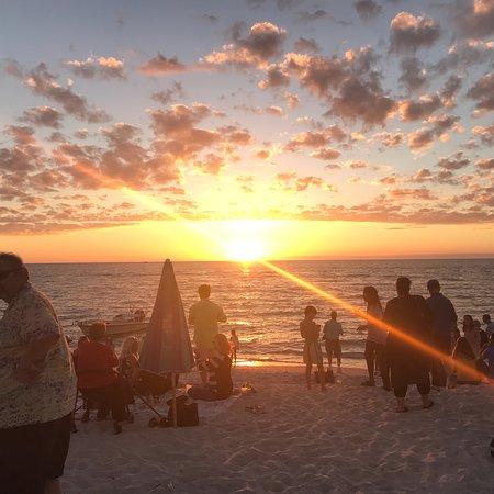 Sunset Beach Bar Naples Fl United States