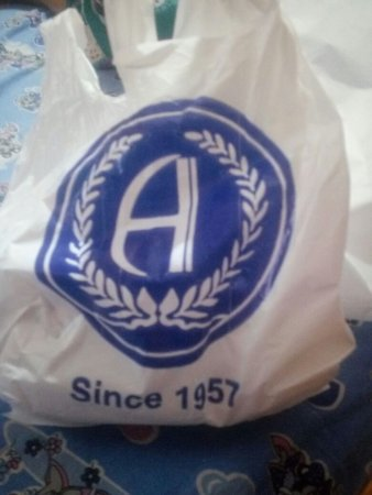 Alpha Hotel Restaurant: Pack