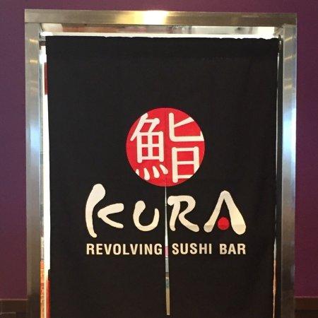 Doraville, Gürcistan: Kura Revolving Sushi Bar