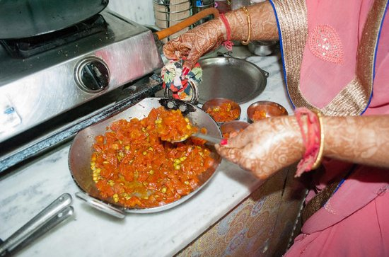 2-Hour Traditional Indian Cooking...