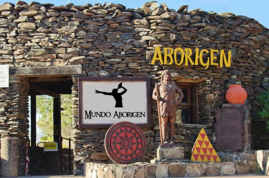 Mundo Aborigen Museum and Theme Park...